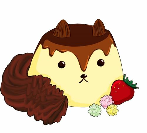 pudding-character